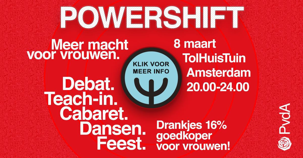 PvdA Powershift
